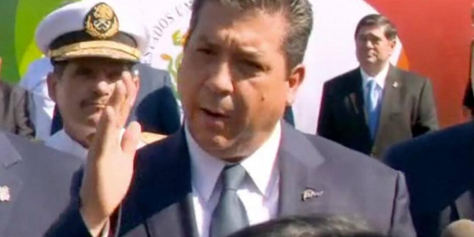 Estado mexicano debe usar todos los instrumentos contra delincuencia: Cabeza de Vaca