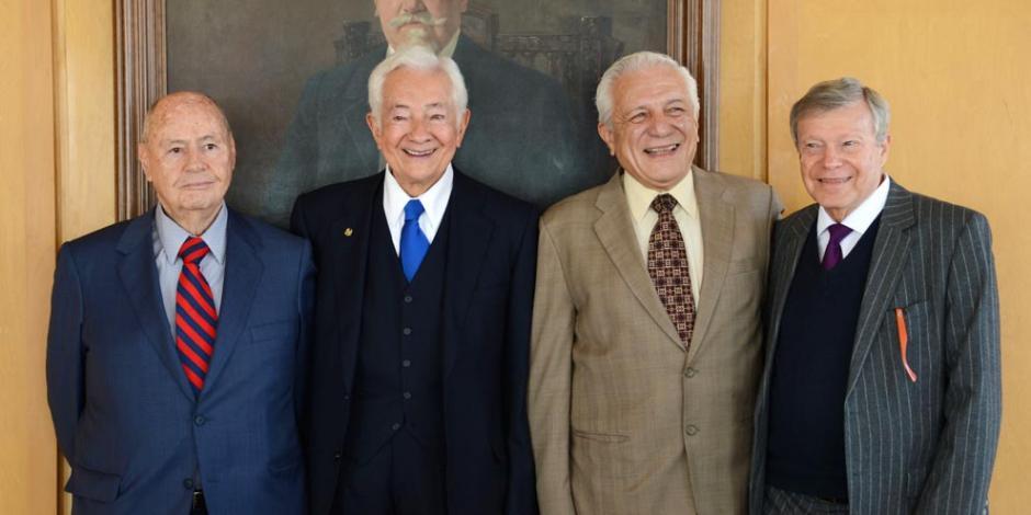 López Betancourt, nuevo presidente del Tribunal Universitario UNAM