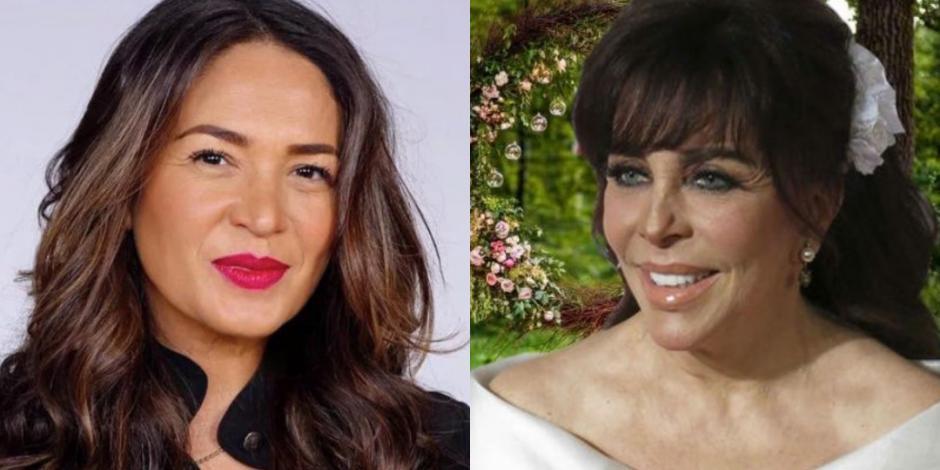 Yolanda Andrade responde a Verónica Castro: