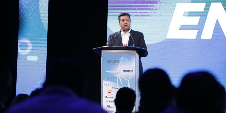 Gobierno de Tamaulipas inaugura expo internacional