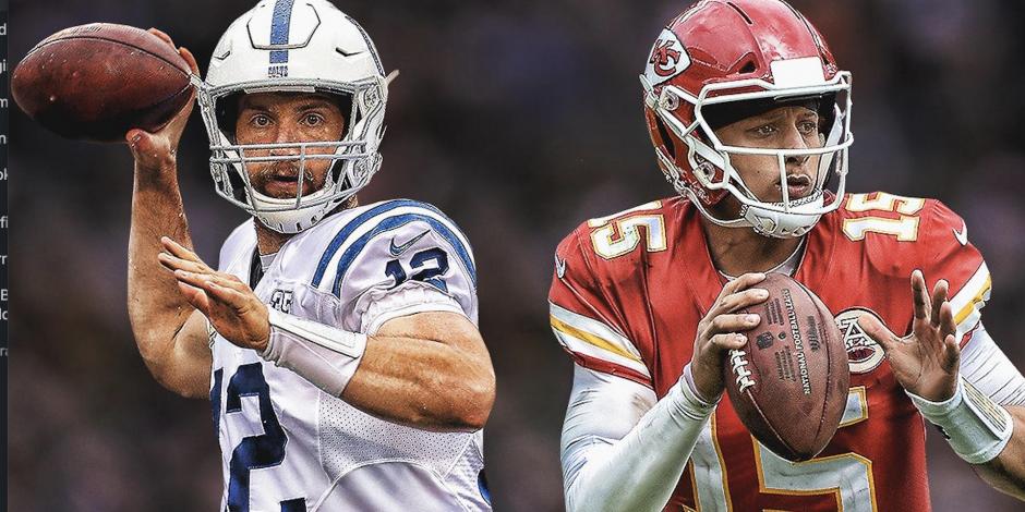 Chiefs vence 31-13 a Colts y avanza a su primer final de AFC desde 1993