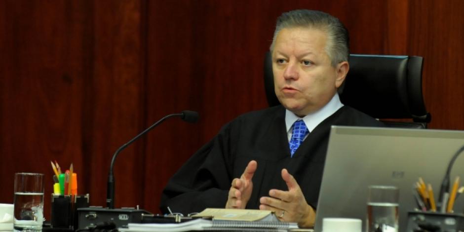 Presidente de SCJN aboga por la férrea defensa de la independencia judicial