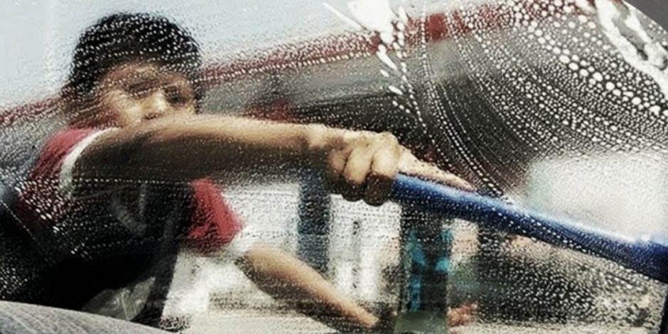 Entre los índices más altos, 3.2 millones en México sufren trabajo infantil