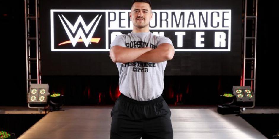 Humberto Garza es el octavo luchador mexicano en la WWE
