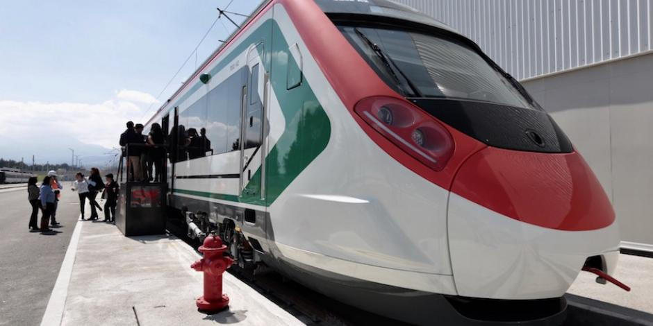 Prevén agregar estación en el Campo Militar al tren interurbano