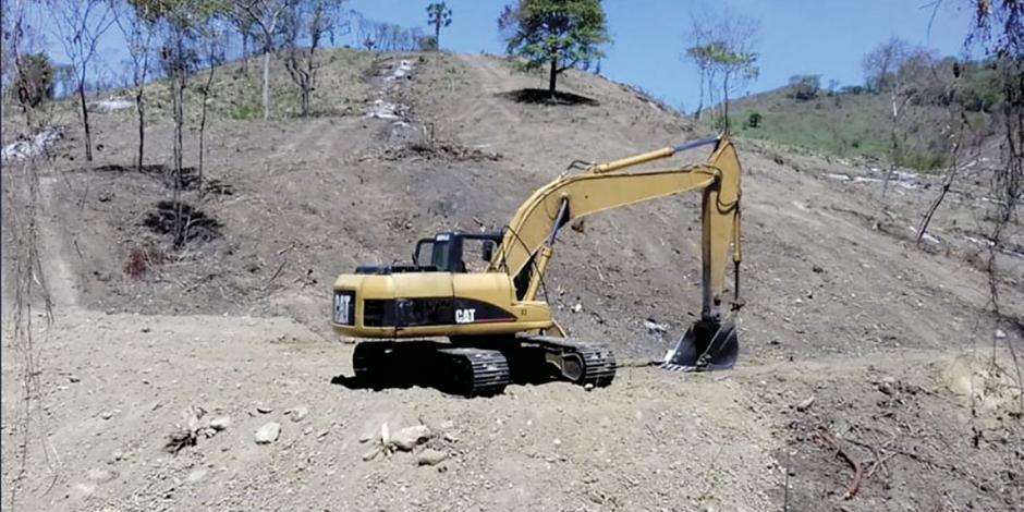 Invasores armados dañaron zona arqueológica El Tajín: INAH