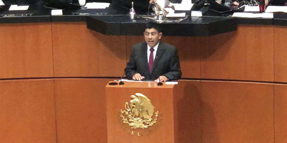 Morena va contra condonaciones fiscales, dice Jara