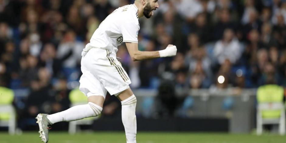 Pese a gran momento, DT galo olvida a Karim Benzema