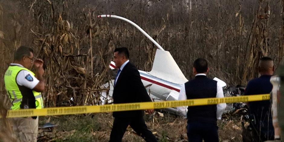 A un año de caída de helicóptero, SCT rinde informe de caso Moreno Valle