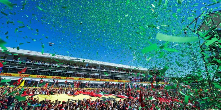 Fórmula 1 extiende contrato de Gran Premio de Italia hasta 2024