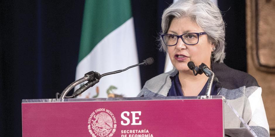 Secretaría de Economía apoyará a las empresas afectadas por los aranceles de EU