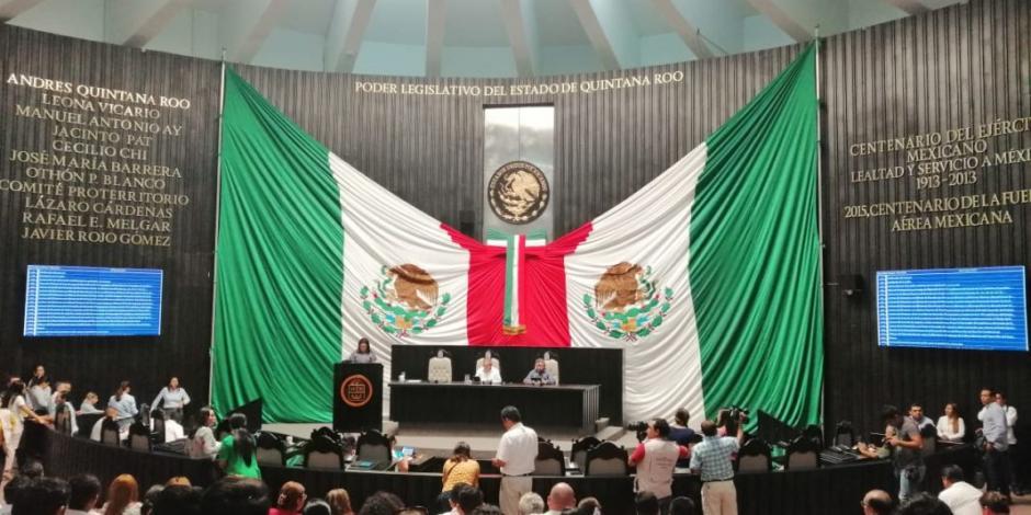 Aventaja Morena en 11 distritos de Quintana Roo