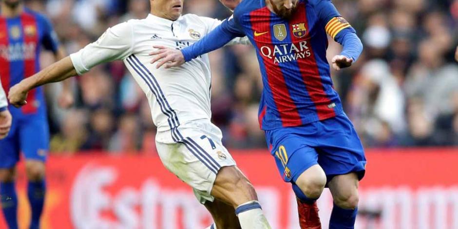 La ciencia revela quién es mejor entre Messi y CR7