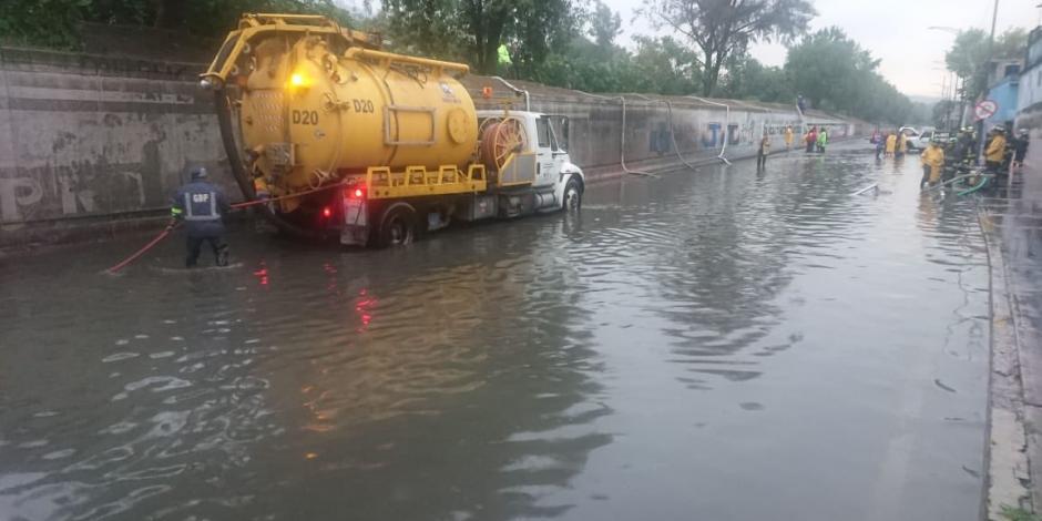 VIDEOS: Tormenta desborda Río de los Remedios