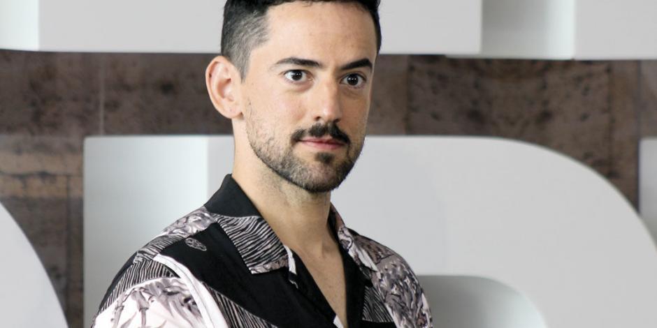 """""""Fue algo surreal trabajar en  Hollywood"""": Luis Gerardo Méndez"""
