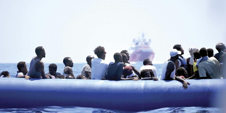 Tribunal italiano prohíbe rechazar a 150 migrantes