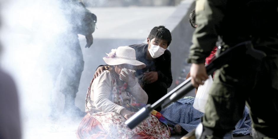 Escalada de enfrentamientos en Bolivia deja cinco muertos