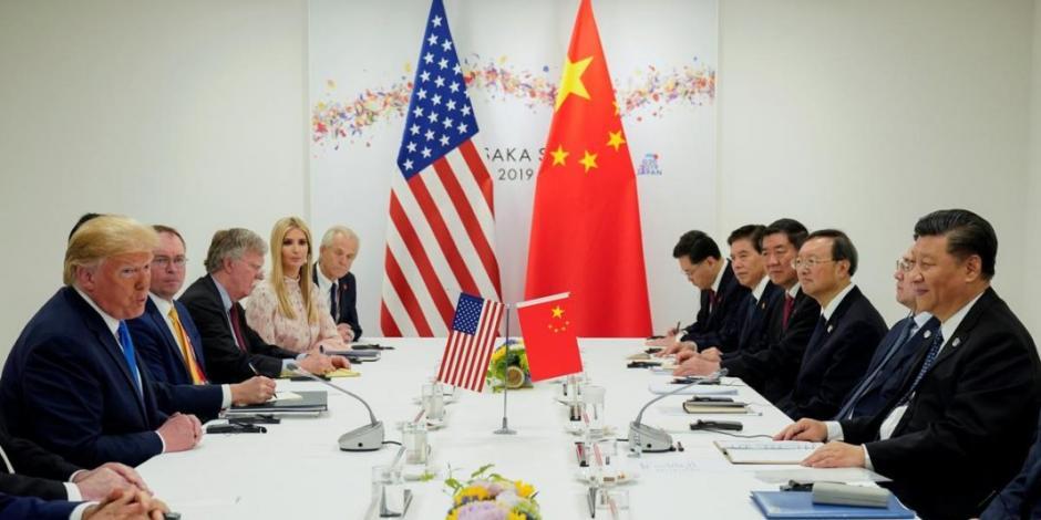 Trump y Xi Jinping intentan despresurizar guerra arancelaria
