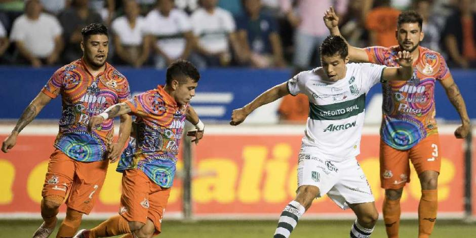 Alebrijes vence a Zacatepec en la ida de la final del Ascenso MX