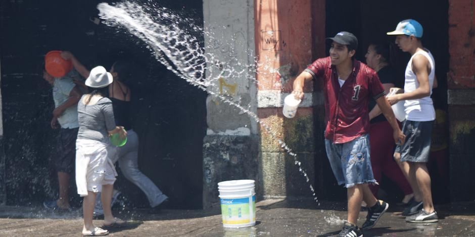 Plantean labor comunitaria por tirar basura, desperdiciar agua…