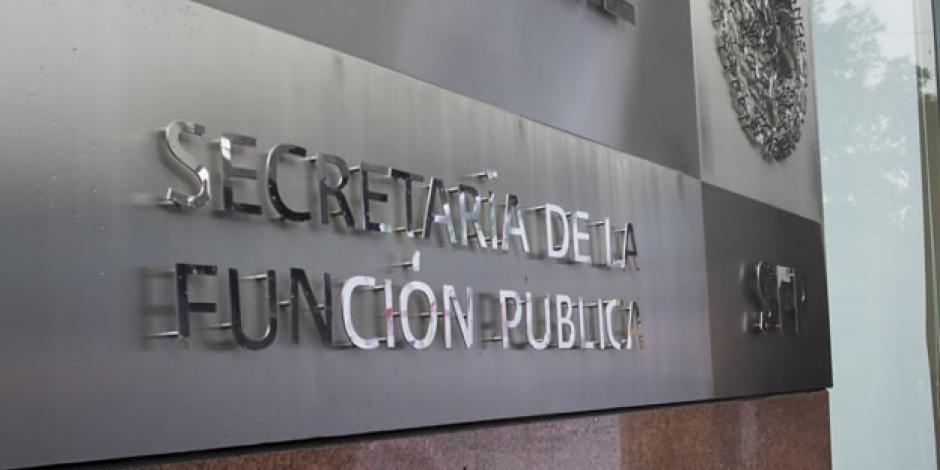 SFP inhabilitó a dos  por caso Odebrecht