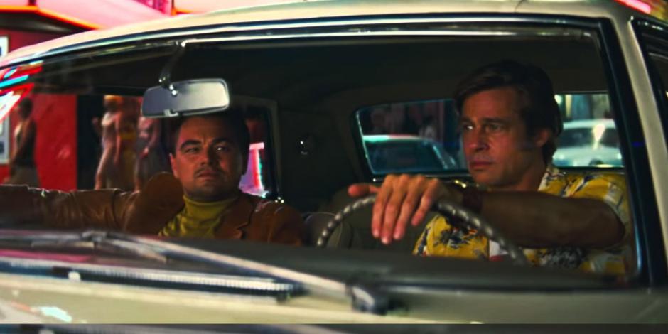 VIDEO: Lanzan primer trailer de cinta sobre Charles Manson que junta a Dicaprio y a Pitt
