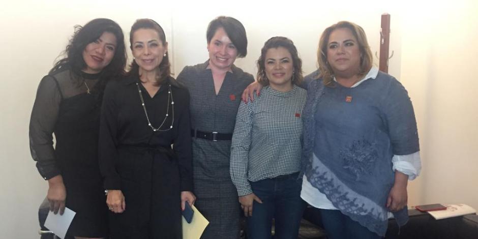 Diputadas denuncian en Senado intimidación de Cuauhtémoc Blanco