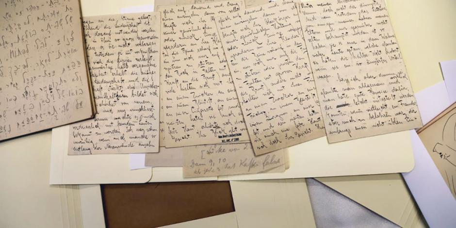 Escritos revelan que Kafka fue víctima de bullying