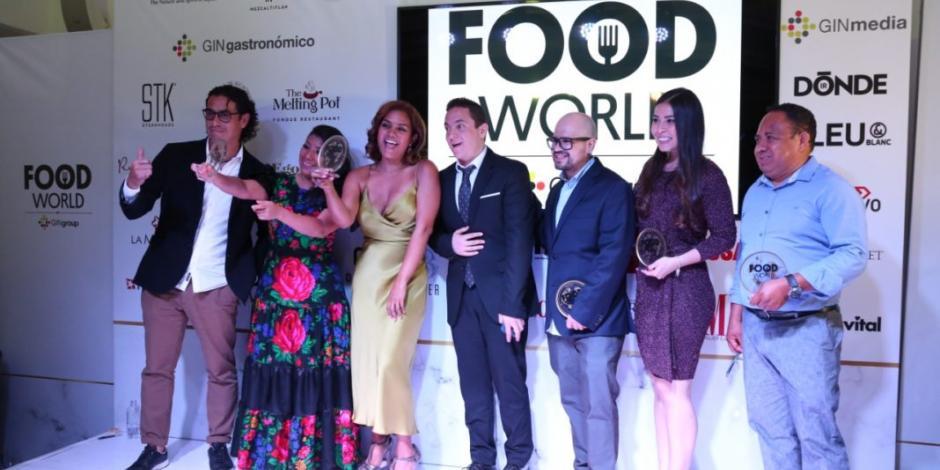 Food World elogia la gastronomía mexicana
