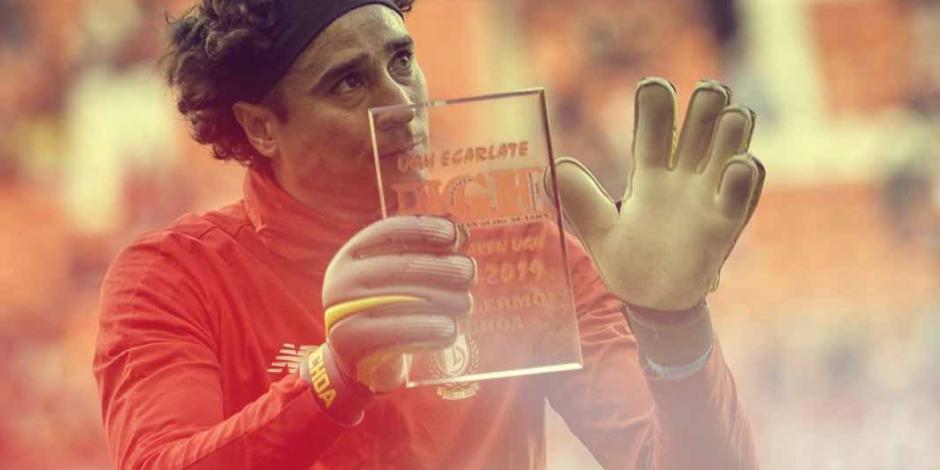 El Standard de Lieja de Memo Ochoa está a un paso de la Europa League