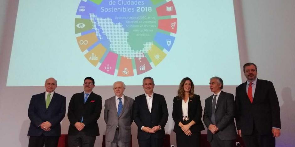 Citibanamex presenta Índice de Ciudades Sostenibles 2018