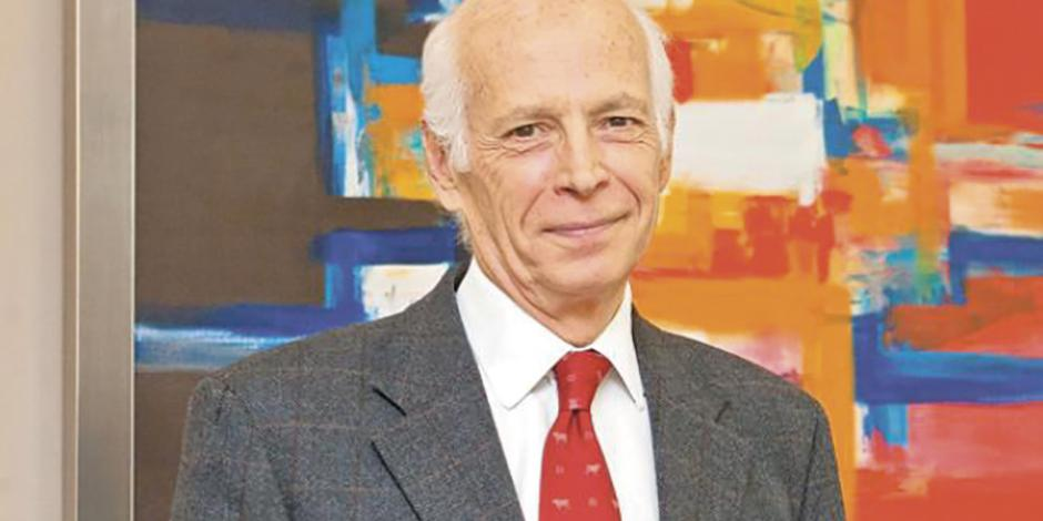 Luis Niño de Rivera, a la Asociación de Bancos de México