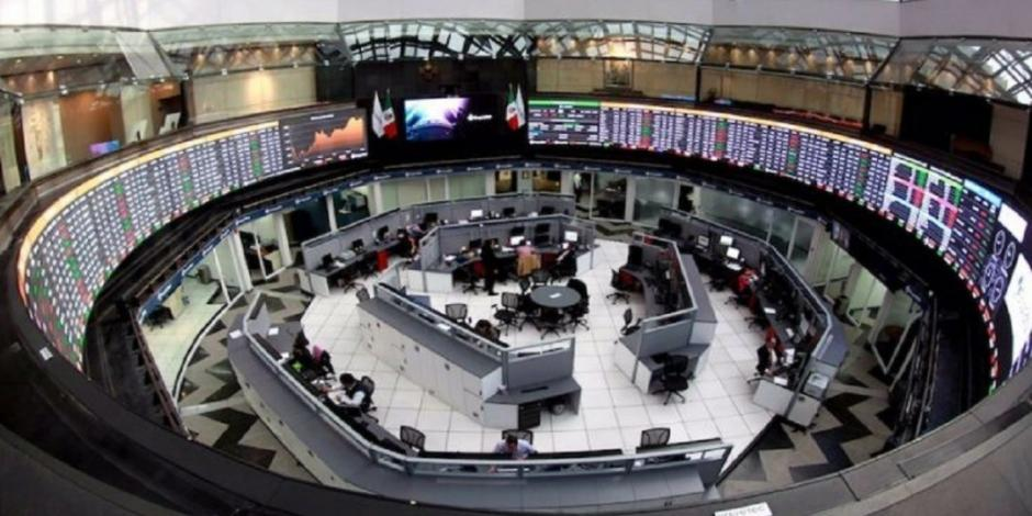 Pese a incertidumbre global, Bolsa Mexicana abre con ligera ganancia