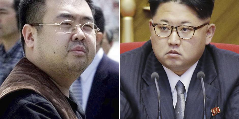 Hermanastro de líder norcoreano era informante de la CIA, revela WSJ