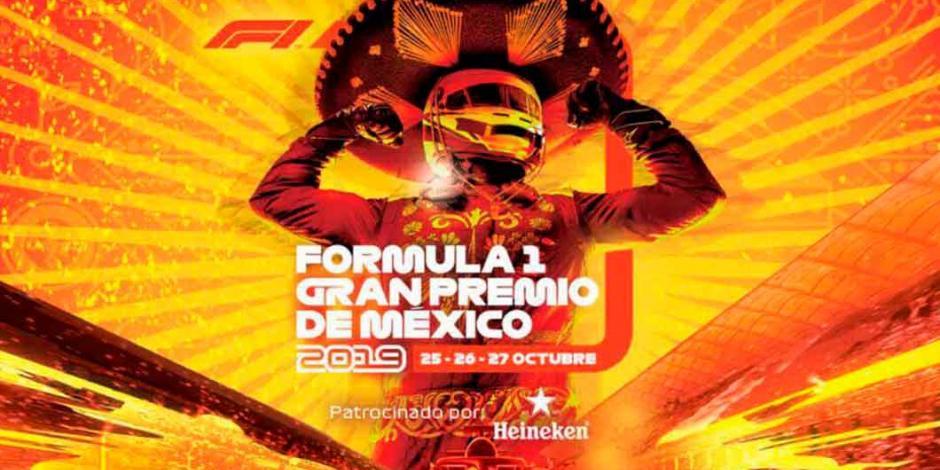 GRAN PREMIO DE MÉXICO: dónde ver en vivo la carrera de Fórmula 1