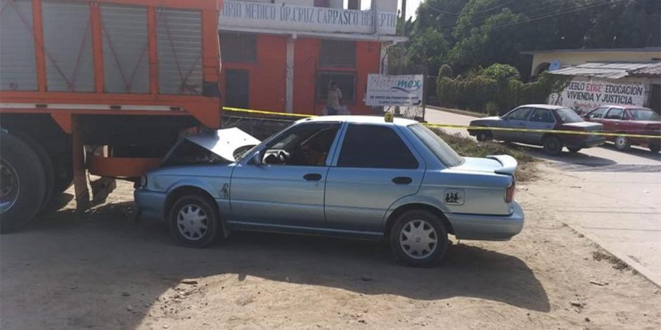 Dirigente de Morena es asesinado en la costa de Oaxaca