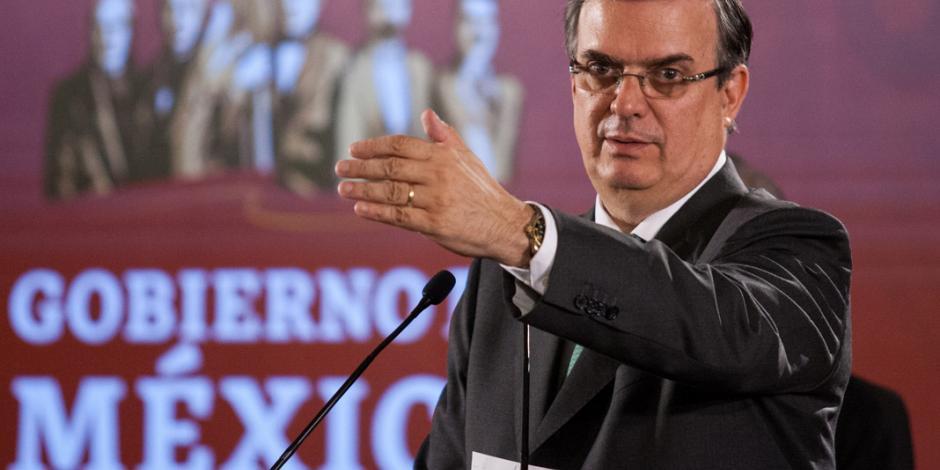 México prepara defensa eficaz ante deportaciones de EU, asegura Ebrard