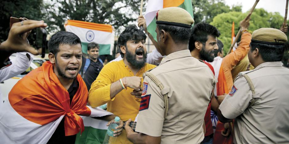 Escala tensión por Cachemira entre India y Pakistán