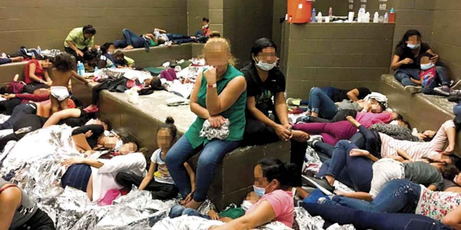 Éxodo migratorio confronta a México con Estados Unidos