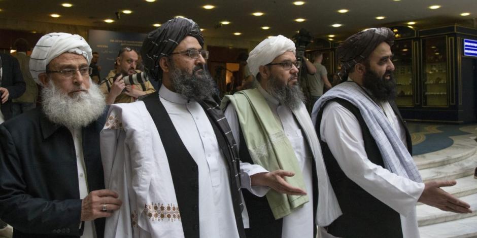 Talibán y EU realizan ronda de negociaciones cruciales para la paz