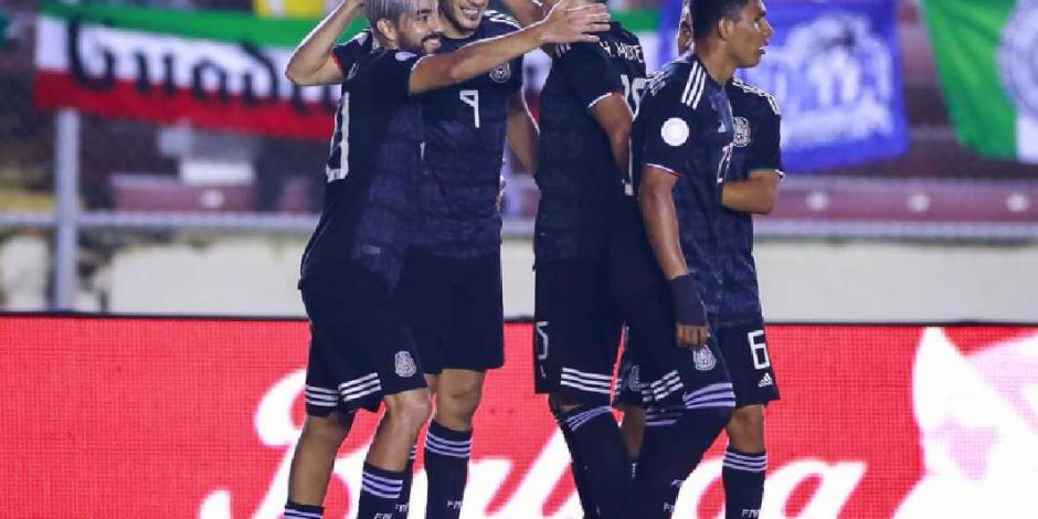México derrota a Panamá en su casa, tras 19 años