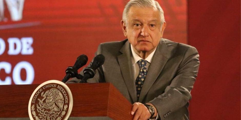 """Como ya no hay """"moches"""", hay protestas: López Obrador"""