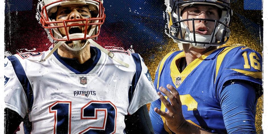 SUPER BOWL LIII: Previo y dónde ver EN VIVO el juego Patriots vs Rams