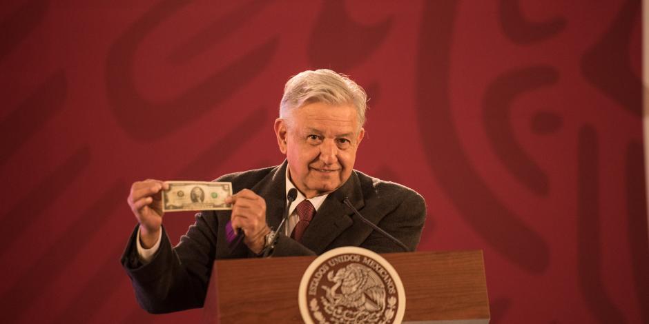 No soy un hacendario; percibo $108 mil al mes: López Obrador