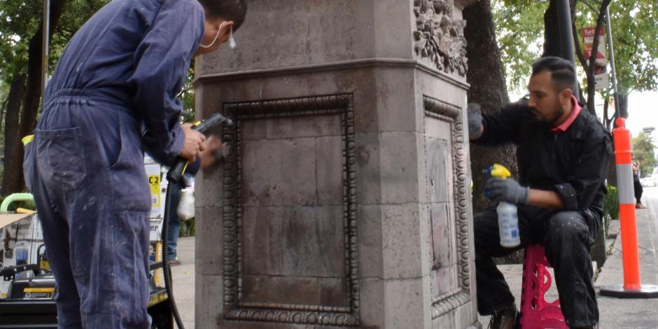 En un mes de trabajo detectan daños irreversibles en monumentos