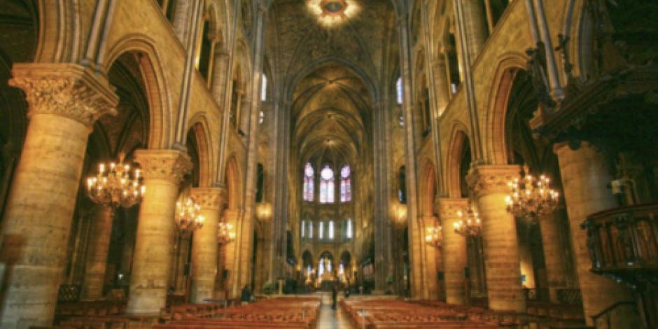 Lo salvado y lo perdido en el incendio de Notre Dame
