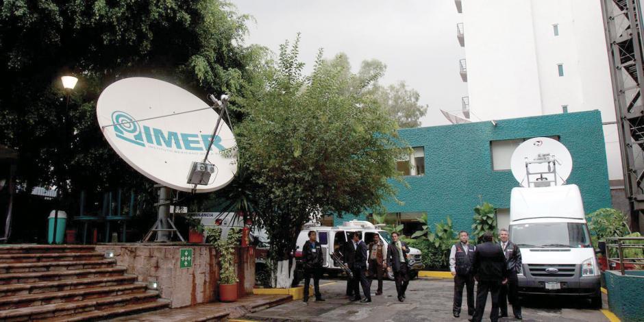 IMER dejará de emitir 2 mil 900 horas de contenido, anuncia Ricardo Raphael