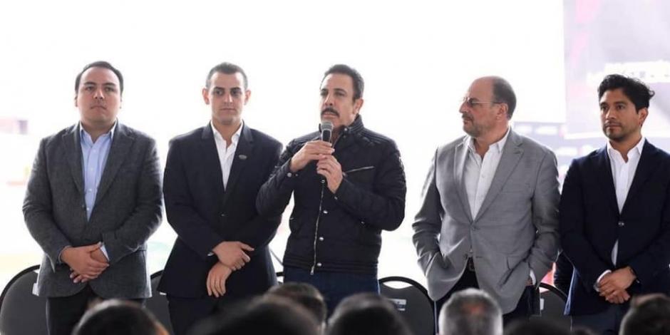 Cierra Hidalgo 2019 con 60 mil mdp en nuevas inversiones