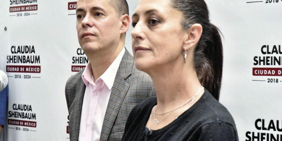 Reportan la caída de sitios de Gobierno de Ciudad de México