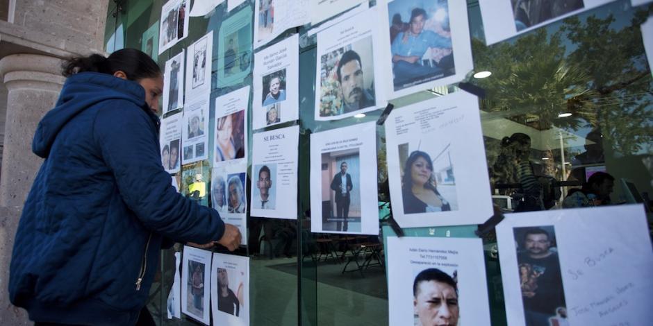 Familias pierden esperanzas de identificar a víctimas de tragedia